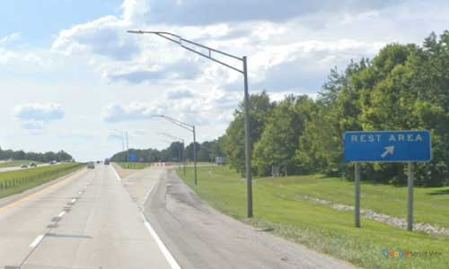 ky interstate 64 kentucky i64 woodford county rest area mile marker 60 westbound exit