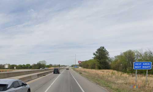 ky interstate 65 kentucky i65 franklin welcome center mile marker 0.3 northbound exit